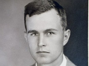 George H W Bush - Top 20 Skull and Bones Members